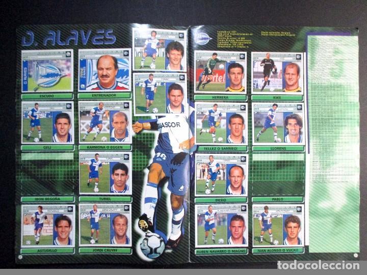 Coleccionismo deportivo: LIGA 2001 2002 , 01 - 02 , ALBUM DE CROMOS DE FÚTBOL , INCOMPLETO , EDICIONES ESTE - Foto 2 - 65663650