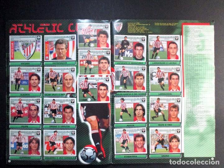 Coleccionismo deportivo: LIGA 2001 2002 , 01 - 02 , ALBUM DE CROMOS DE FÚTBOL , INCOMPLETO , EDICIONES ESTE - Foto 3 - 65663650