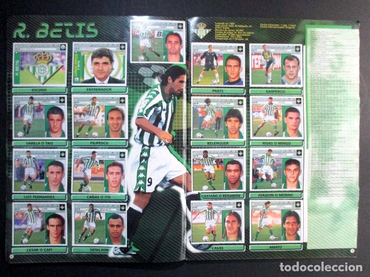 Coleccionismo deportivo: LIGA 2001 2002 , 01 - 02 , ALBUM DE CROMOS DE FÚTBOL , INCOMPLETO , EDICIONES ESTE - Foto 5 - 65663650