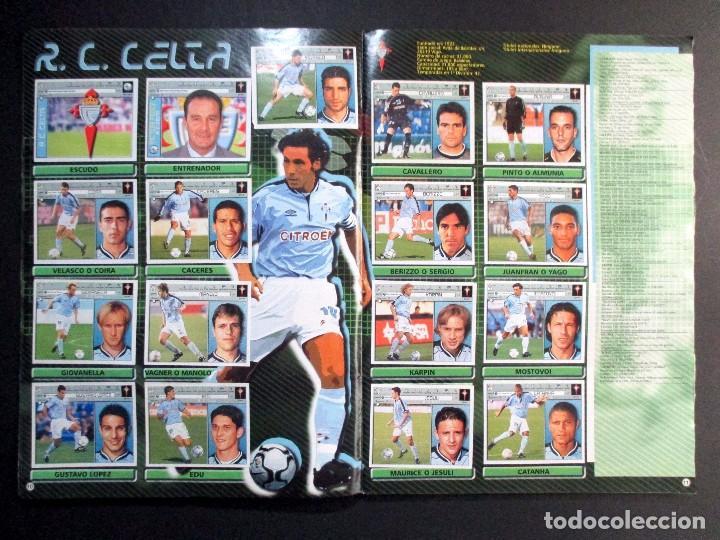 Coleccionismo deportivo: LIGA 2001 2002 , 01 - 02 , ALBUM DE CROMOS DE FÚTBOL , INCOMPLETO , EDICIONES ESTE - Foto 6 - 65663650