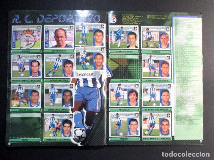 Coleccionismo deportivo: LIGA 2001 2002 , 01 - 02 , ALBUM DE CROMOS DE FÚTBOL , INCOMPLETO , EDICIONES ESTE - Foto 7 - 65663650