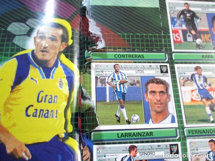 Coleccionismo deportivo: LIGA 2001 2002 , 01 - 02 , ALBUM DE CROMOS DE FÚTBOL , INCOMPLETO , EDICIONES ESTE - Foto 10 - 65663650