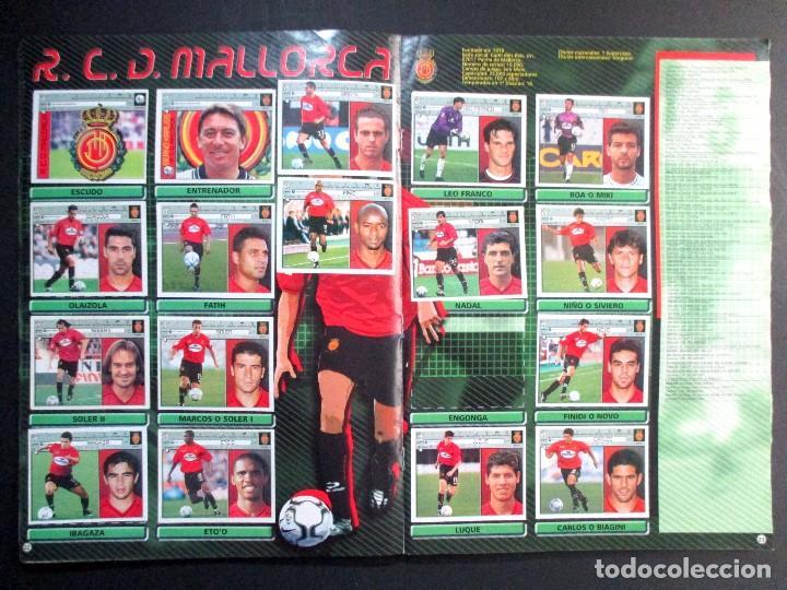 Coleccionismo deportivo: LIGA 2001 2002 , 01 - 02 , ALBUM DE CROMOS DE FÚTBOL , INCOMPLETO , EDICIONES ESTE - Foto 11 - 65663650