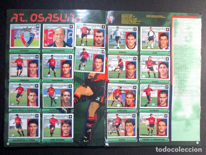 Coleccionismo deportivo: LIGA 2001 2002 , 01 - 02 , ALBUM DE CROMOS DE FÚTBOL , INCOMPLETO , EDICIONES ESTE - Foto 12 - 65663650