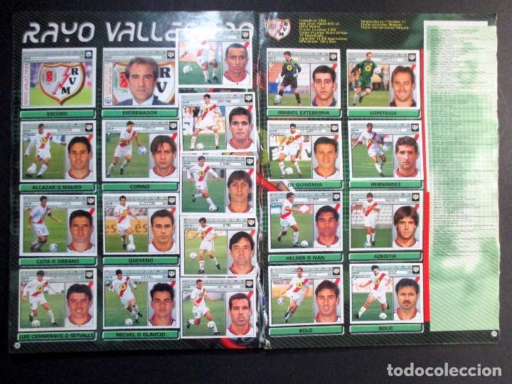 Coleccionismo deportivo: LIGA 2001 2002 , 01 - 02 , ALBUM DE CROMOS DE FÚTBOL , INCOMPLETO , EDICIONES ESTE - Foto 13 - 65663650
