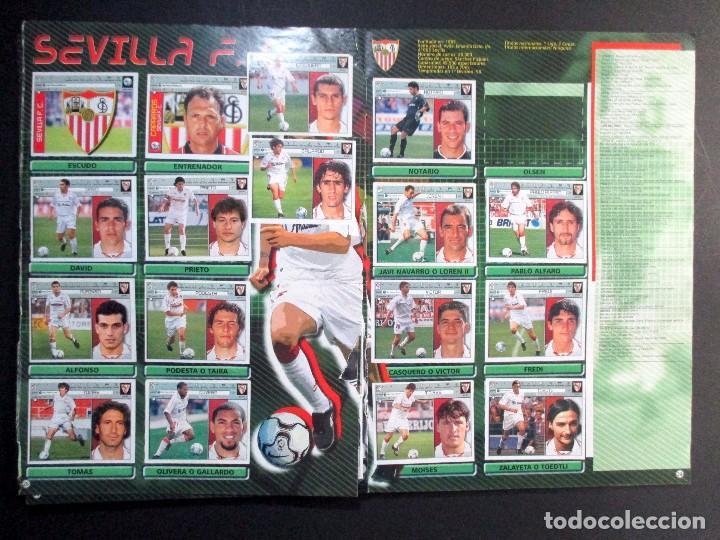 Coleccionismo deportivo: LIGA 2001 2002 , 01 - 02 , ALBUM DE CROMOS DE FÚTBOL , INCOMPLETO , EDICIONES ESTE - Foto 14 - 65663650