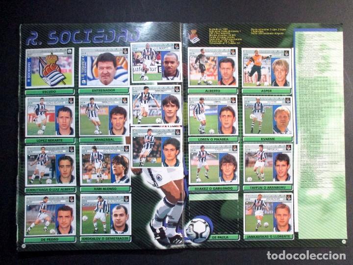 Coleccionismo deportivo: LIGA 2001 2002 , 01 - 02 , ALBUM DE CROMOS DE FÚTBOL , INCOMPLETO , EDICIONES ESTE - Foto 15 - 65663650