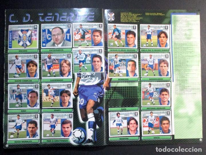 Coleccionismo deportivo: LIGA 2001 2002 , 01 - 02 , ALBUM DE CROMOS DE FÚTBOL , INCOMPLETO , EDICIONES ESTE - Foto 16 - 65663650