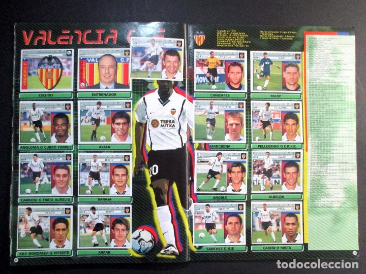 Coleccionismo deportivo: LIGA 2001 2002 , 01 - 02 , ALBUM DE CROMOS DE FÚTBOL , INCOMPLETO , EDICIONES ESTE - Foto 17 - 65663650
