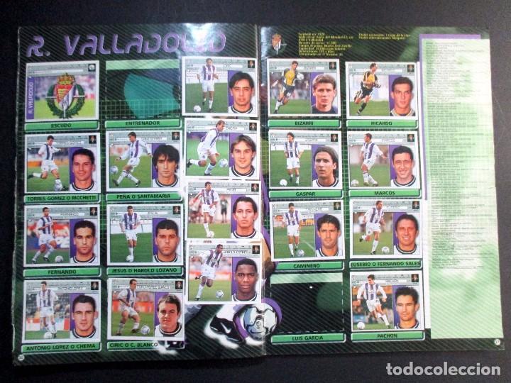 Coleccionismo deportivo: LIGA 2001 2002 , 01 - 02 , ALBUM DE CROMOS DE FÚTBOL , INCOMPLETO , EDICIONES ESTE - Foto 18 - 65663650