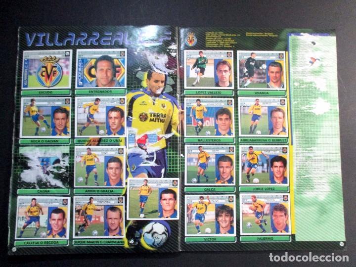 Coleccionismo deportivo: LIGA 2001 2002 , 01 - 02 , ALBUM DE CROMOS DE FÚTBOL , INCOMPLETO , EDICIONES ESTE - Foto 19 - 65663650