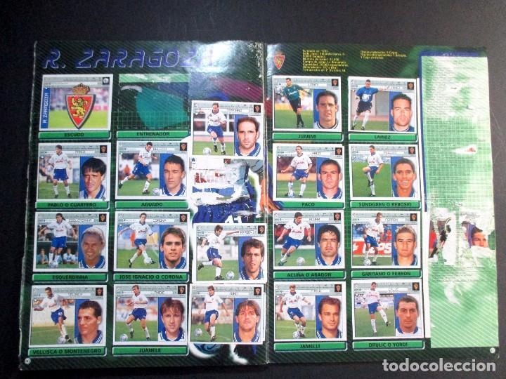 Coleccionismo deportivo: LIGA 2001 2002 , 01 - 02 , ALBUM DE CROMOS DE FÚTBOL , INCOMPLETO , EDICIONES ESTE - Foto 20 - 65663650