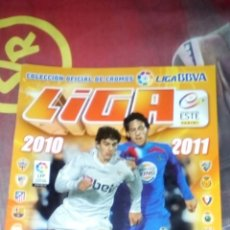 Coleccionismo deportivo: ALBUM LIGA ESTE 2010-2011 PANINI. Lote 66987799