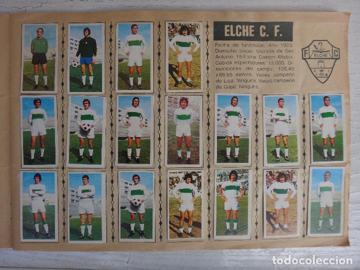 Coleccionismo deportivo: ALBUM CAMPEONATO LIGA 1975 1976 75 76, ESTE COMPLETO A FALTA DE FICHAJES, VER FOTOS , ORIGINAL - Foto 4 - 67006282