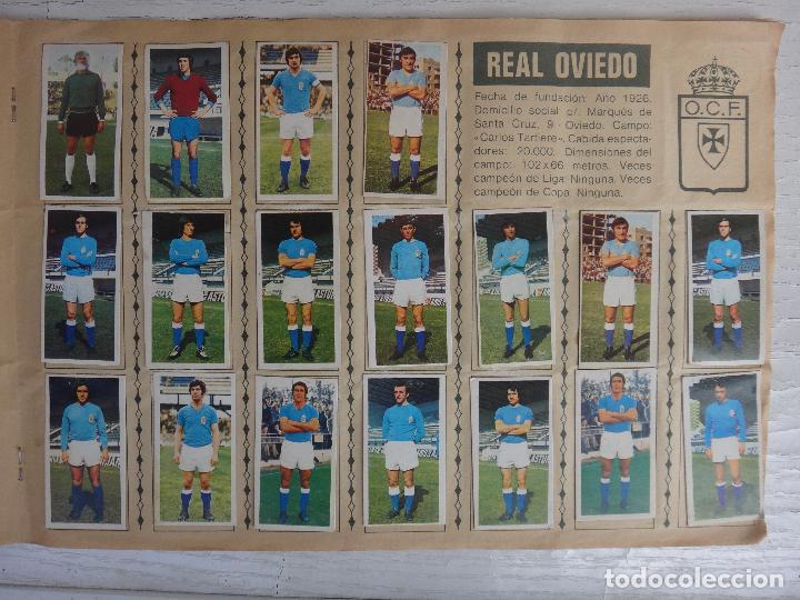 Coleccionismo deportivo: ALBUM CAMPEONATO LIGA 1975 1976 75 76, ESTE COMPLETO A FALTA DE FICHAJES, VER FOTOS , ORIGINAL - Foto 12 - 67006282