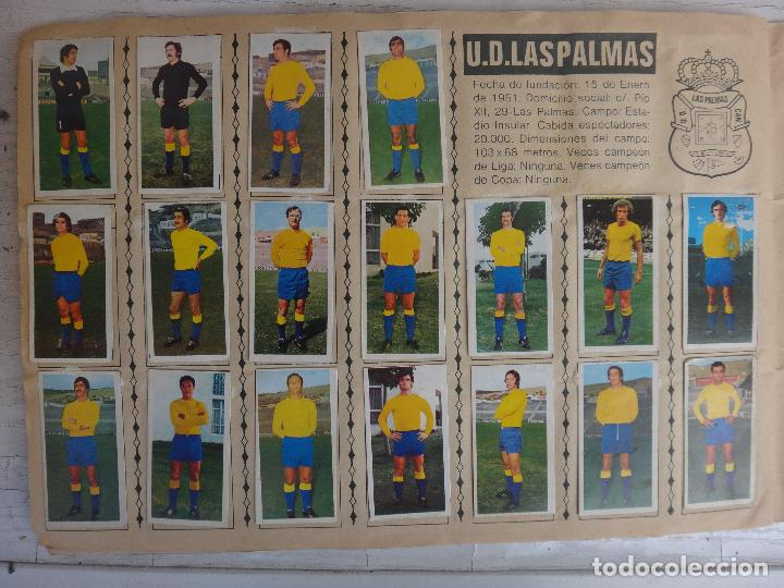 Coleccionismo deportivo: ALBUM CAMPEONATO LIGA 1975 1976 75 76, ESTE COMPLETO A FALTA DE FICHAJES, VER FOTOS , ORIGINAL - Foto 17 - 67006282