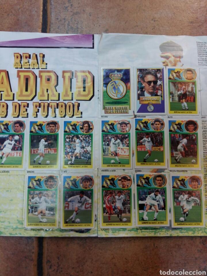 Coleccionismo deportivo: Álbum liga 93 94 ediciones este - Foto 2 - 67025466