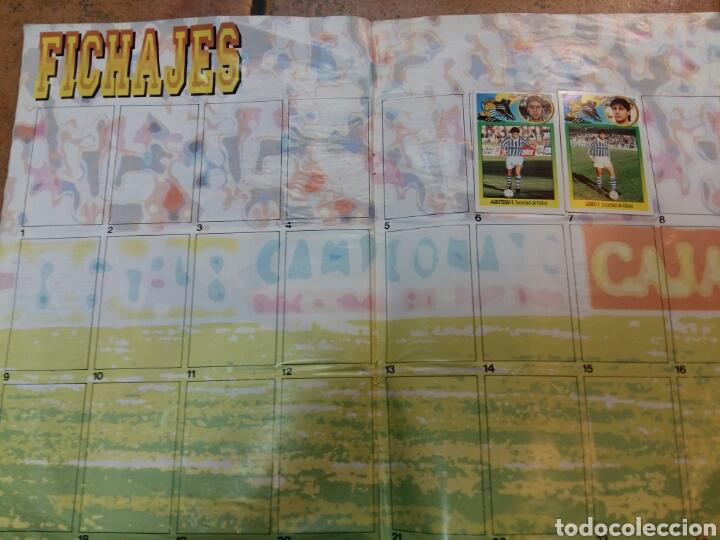 Coleccionismo deportivo: Álbum liga 93 94 ediciones este - Foto 3 - 67025466