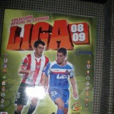 Coleccionismo deportivo: ÁLBUM LIGA 2008/2009 BBVA CAMPEONATO NACIONAL 1ª DIVISION EDICIONES ESTE BARCELONA BUEN ESTADO. Lote 67078421