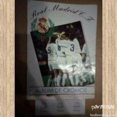 Coleccionismo deportivo: ALBUM DEL REAL MADRID CON 170 CROMOS PUESTOS - AÑO 94/95. Lote 67124287