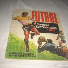 Coleccionismo deportivo: ALBUM DE LA LIGA 1966-67 DE RUIZ ROMERO . Lote 68214589