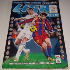 Coleccionismo deportivo: ALBUM DE CROMOS FUTBOL LIGA 2011 - 2012 ESTE PANINI. Lote 68371045