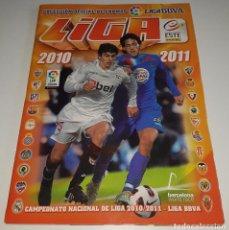 Coleccionismo deportivo: ALBUM DE CROMOS FUTBOL LIGA 2010 - 2011 ESTE PANINI. Lote 68372381