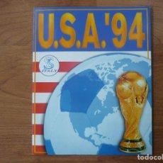 Coleccionismo deportivo: ALBUM CROMOS FUTBOL MUNDIAL USA 94 SL ITALY VACIO EN BUEN ESTADO WORLD CUP EEUU 1994. Lote 68915125