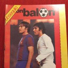 Coleccionismo deportivo: ALBUM LIGA FUTBOL DON BALON NUEVO VACIO PERFECTO ESTADO GENERAL DE CONFITERIA GC. Lote 69256781
