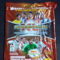 Coleccionismo deportivo: ADRENALYN 2010 2011 10 11 - MEGAPACK DE LANZAMIENTO - PRECINTADO. Lote 69768389