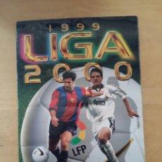 Coleccionismo deportivo: ALBUM LIGA ESTE 99/00 INCOMPLETO DE PANINI 1999-2000. Lote 70542993
