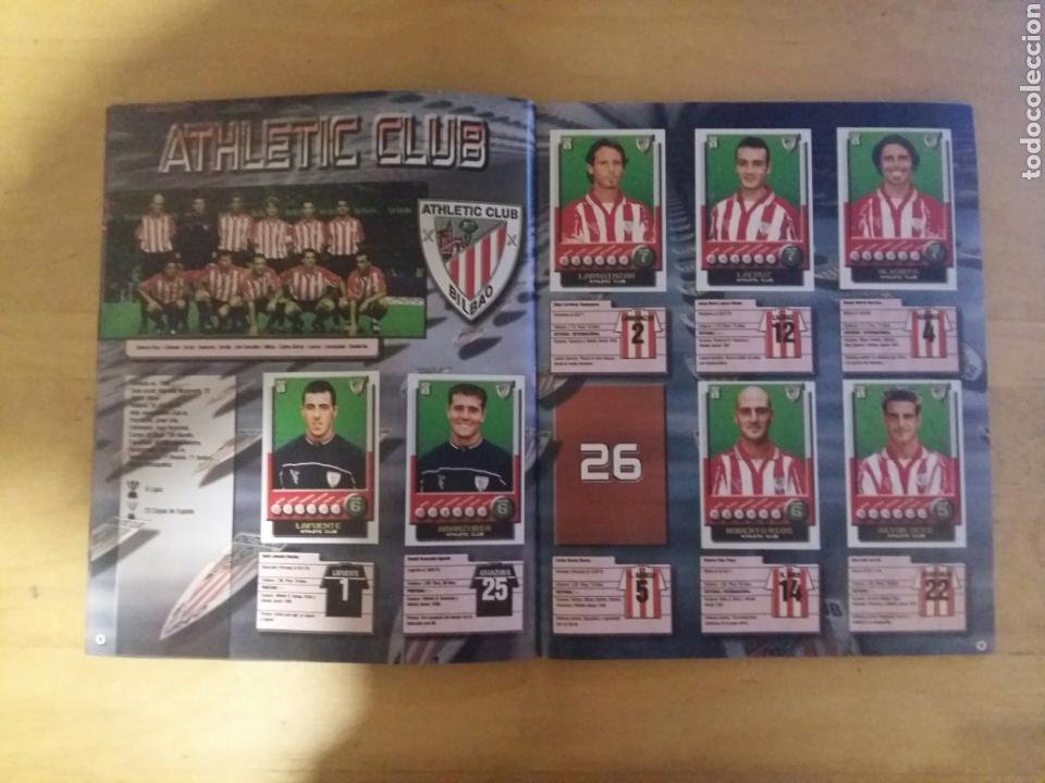 Coleccionismo deportivo: album super liga 01/02 incompleto de panini - Foto 2 - 70561509