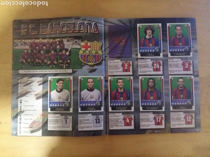 Coleccionismo deportivo: album super liga 01/02 incompleto de panini - Foto 3 - 70561509