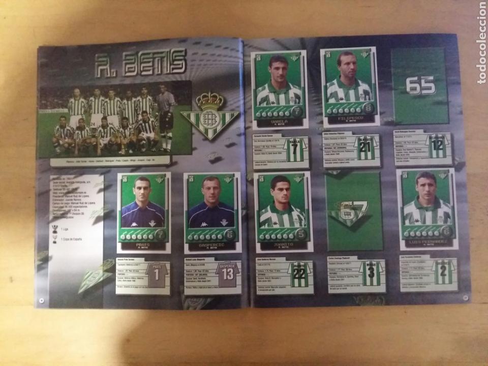 Coleccionismo deportivo: album super liga 01/02 incompleto de panini - Foto 5 - 70561509