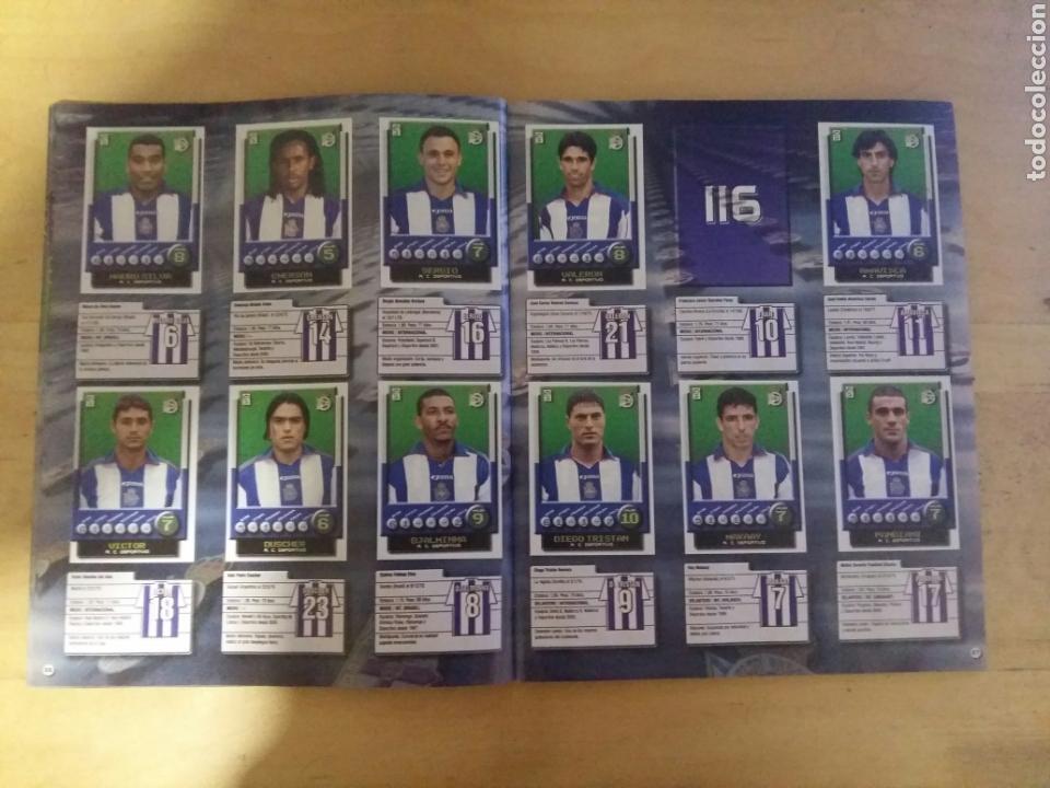 Coleccionismo deportivo: album super liga 01/02 incompleto de panini - Foto 9 - 70561509