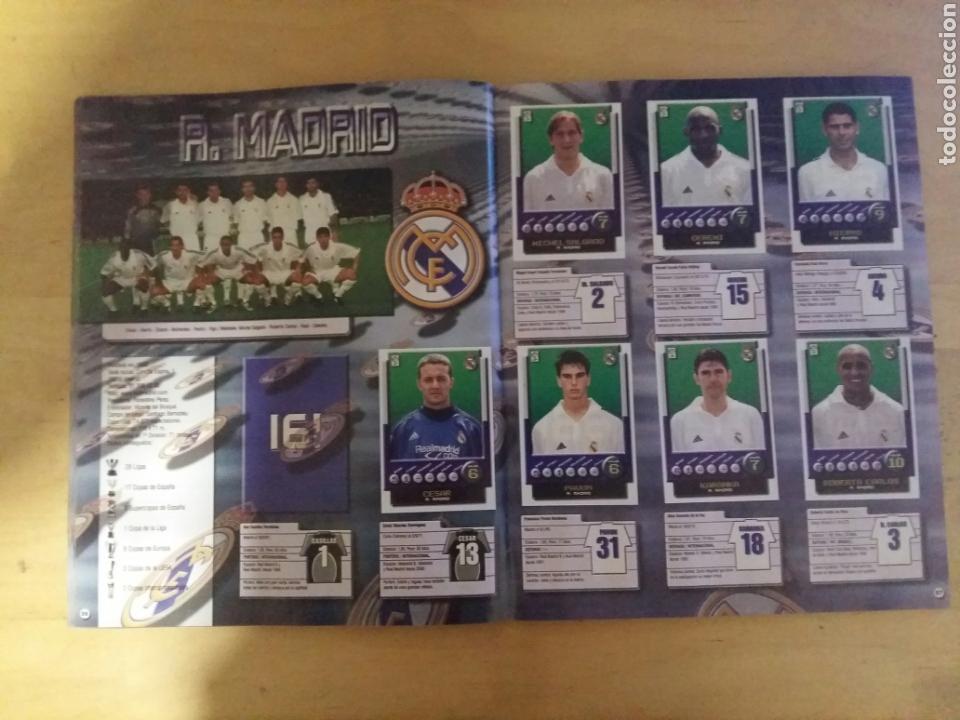 Coleccionismo deportivo: album super liga 01/02 incompleto de panini - Foto 10 - 70561509