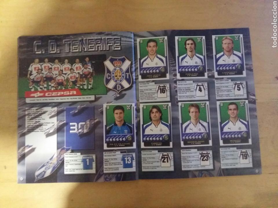 Coleccionismo deportivo: album super liga 01/02 incompleto de panini - Foto 15 - 70561509