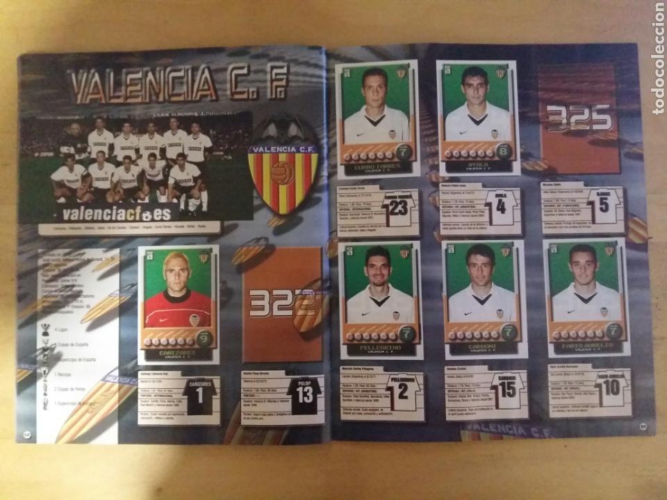 Coleccionismo deportivo: album super liga 01/02 incompleto de panini - Foto 17 - 70561509