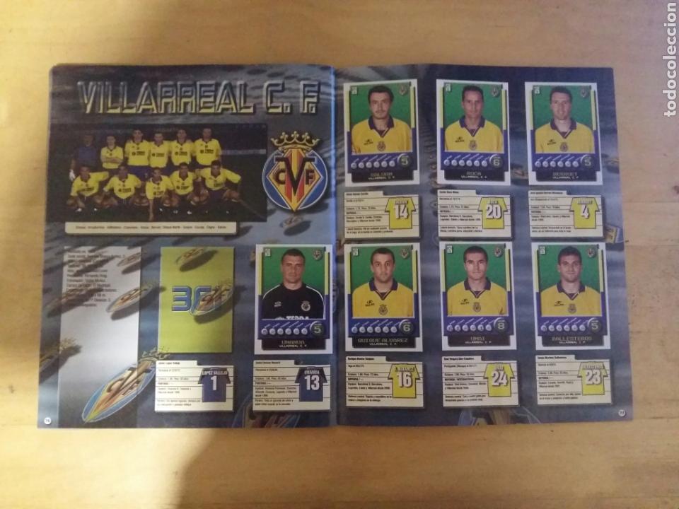 Coleccionismo deportivo: album super liga 01/02 incompleto de panini - Foto 18 - 70561509