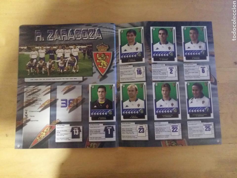 Coleccionismo deportivo: album super liga 01/02 incompleto de panini - Foto 19 - 70561509