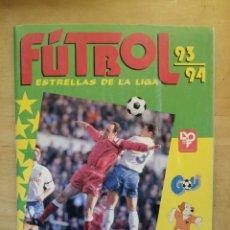 Coleccionismo deportivo: ALBUM FUTBOL ESTRELLAS DE LA LIGA 93/94 1993-94. Lote 72204059
