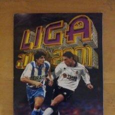 Coleccionismo deportivo: ALBUM LIGA ESTE 2000/01 DE PANINI 00-01 2001. Lote 72332383