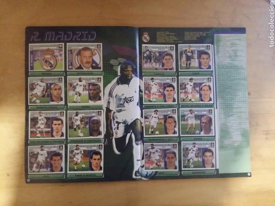Coleccionismo deportivo: ALBUM LIGA ESTE 2001/02 INCOMPLETO DE PANINI 01-02 2002 - Foto 5 - 72333407