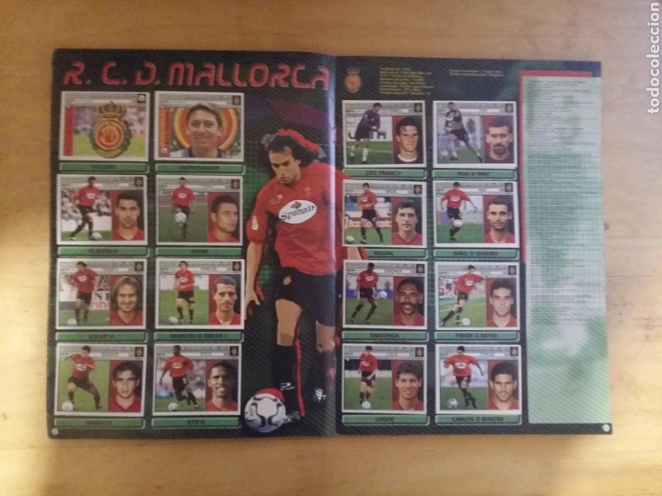 Coleccionismo deportivo: ALBUM LIGA ESTE 2001/02 INCOMPLETO DE PANINI 01-02 2002 - Foto 6 - 72333407