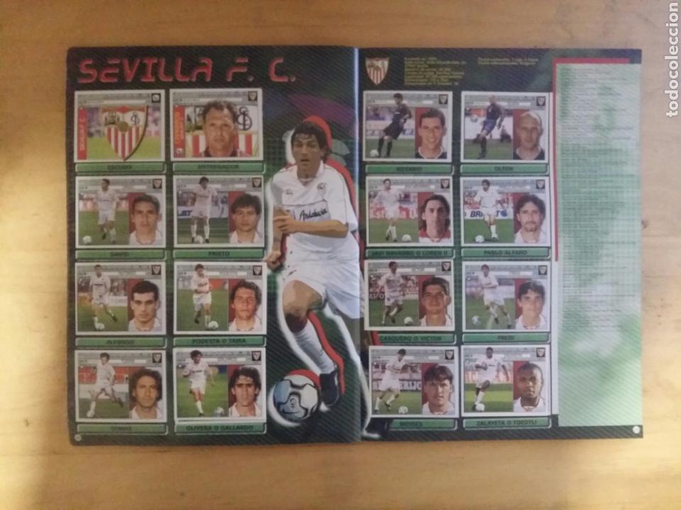 Coleccionismo deportivo: ALBUM LIGA ESTE 2001/02 INCOMPLETO DE PANINI 01-02 2002 - Foto 7 - 72333407