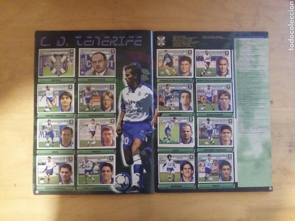 Coleccionismo deportivo: ALBUM LIGA ESTE 2001/02 INCOMPLETO DE PANINI 01-02 2002 - Foto 8 - 72333407