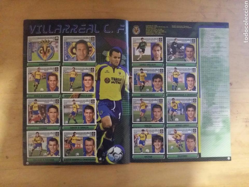 Coleccionismo deportivo: ALBUM LIGA ESTE 2001/02 INCOMPLETO DE PANINI 01-02 2002 - Foto 9 - 72333407