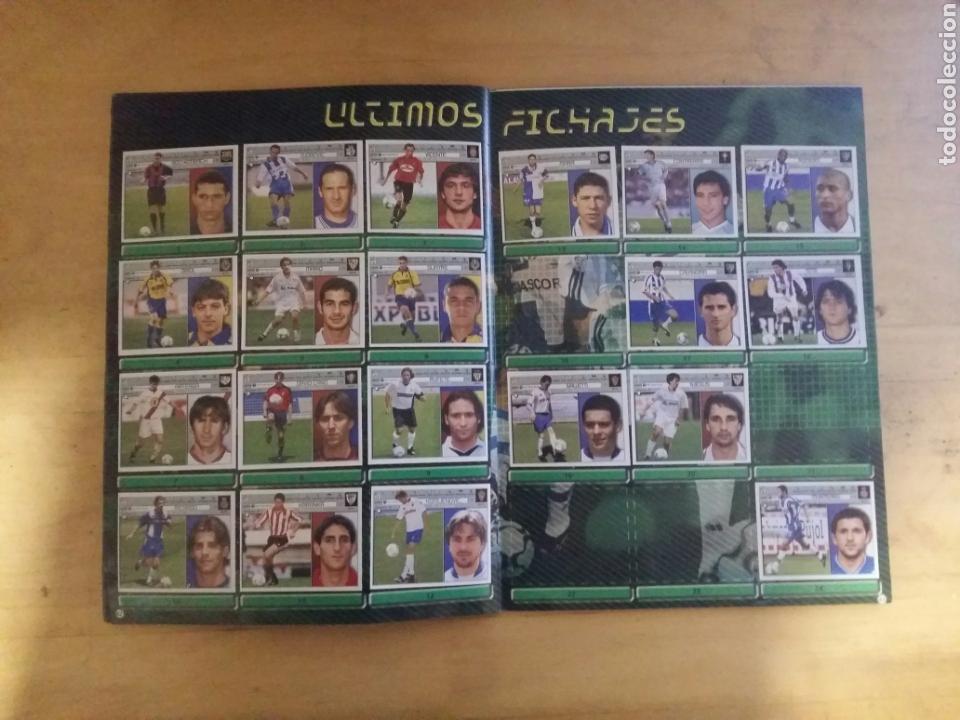 Coleccionismo deportivo: ALBUM LIGA ESTE 2001/02 INCOMPLETO DE PANINI 01-02 2002 - Foto 10 - 72333407