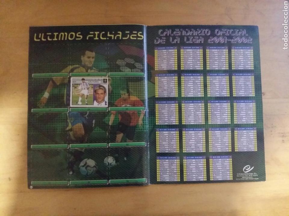 Coleccionismo deportivo: ALBUM LIGA ESTE 2001/02 INCOMPLETO DE PANINI 01-02 2002 - Foto 11 - 72333407