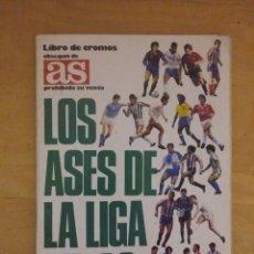 Coleccionismo deportivo: ALBUM LOS ASES DE LA LIGA 87/88 1987-88. Lote 72334815